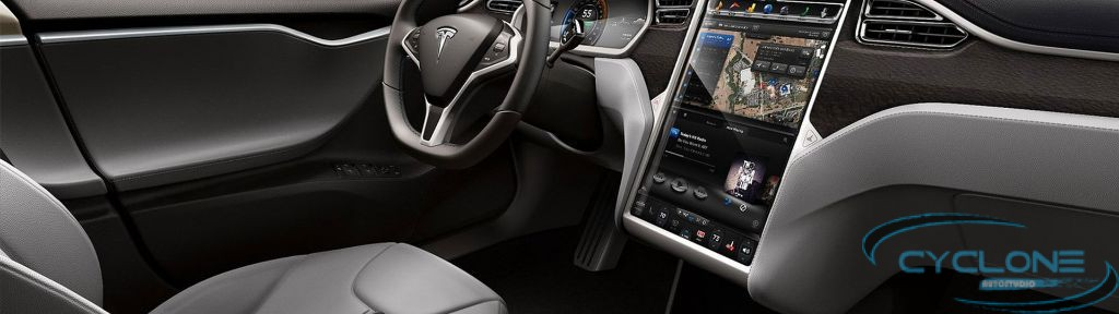 Химчистка Tesla Model S