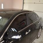 Honda Accord тонировка 15%