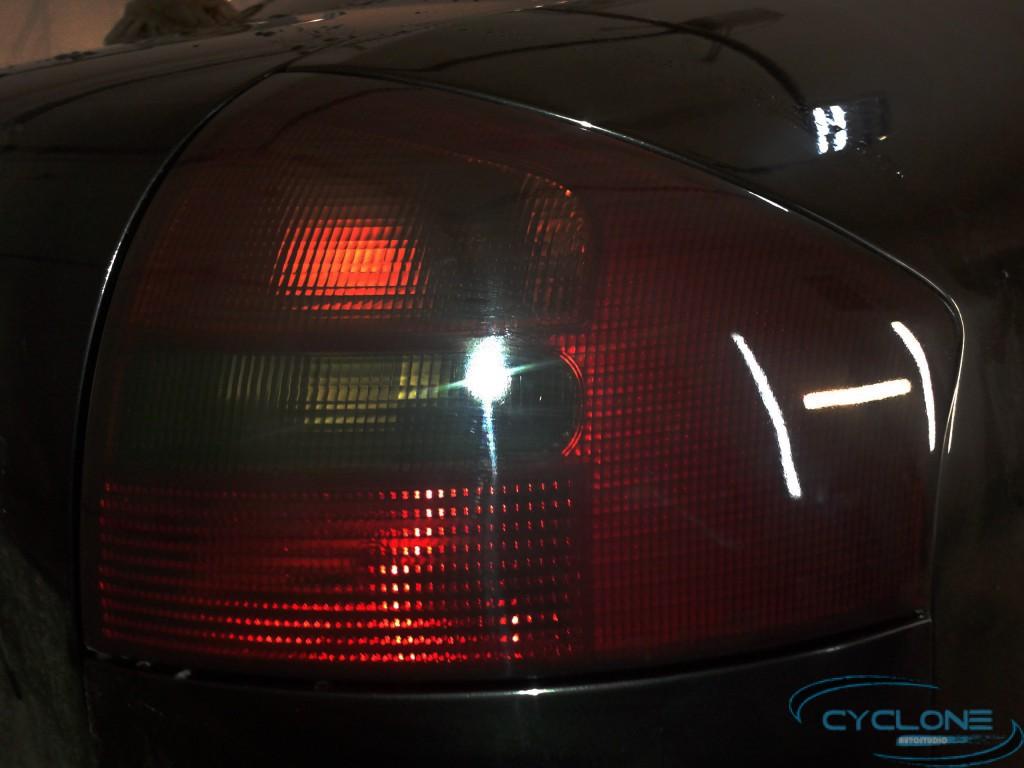 Audi A6 Тонировка стопов