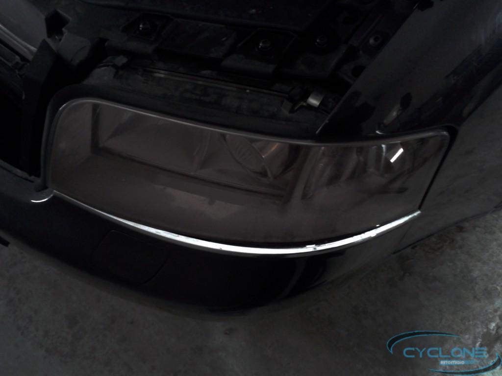 Audi A6 Тонировка фар