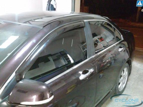 Honda Accord Тонировка CNC 15%