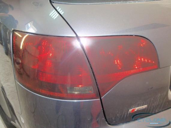 Audi A4 Тонировка стопов
